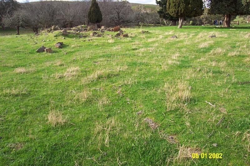23117 Park Hill Yulecart original site footings 1373