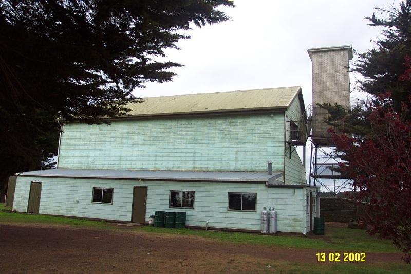 23379 Grandstand Racecourse Penshurst 1537