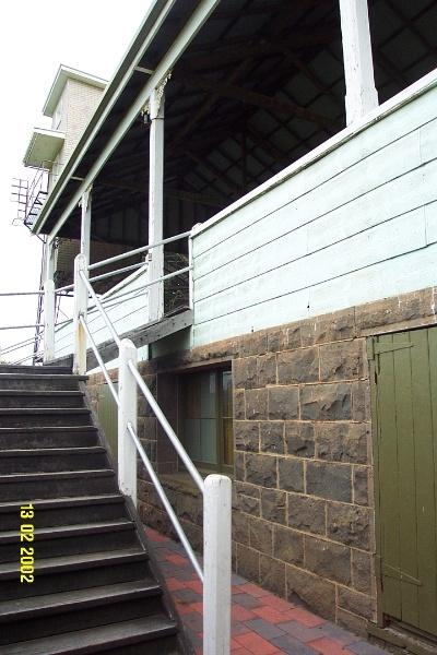 23379 Grandstand Racecourse Penshurst 1546