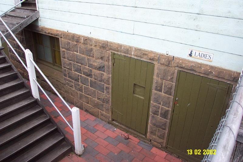 23379 Grandstand Racecourse Penshurst bar toilets 1544