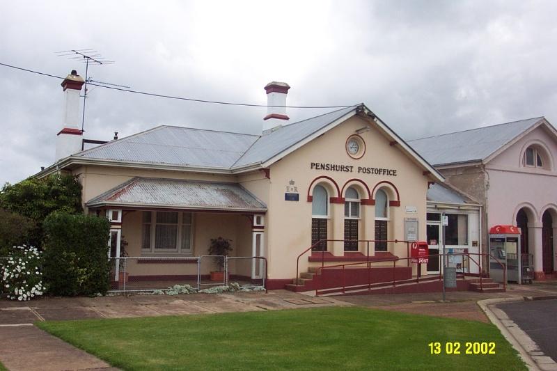 23329 Post Office 31 Martin St Penshurst 1520