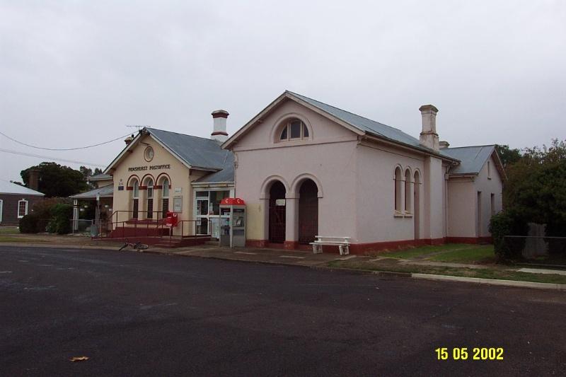 23329 Post Office Courthouse Former Penshurst 1004