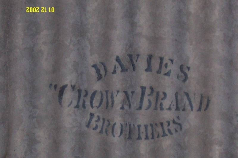 23476 pre fabricated hall Indi Balmoral Davies Bros Crown Bra 2118