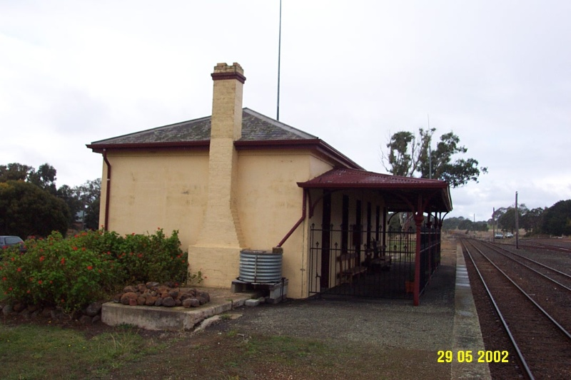 23389 Railway Station Complex Glenthompson 1058