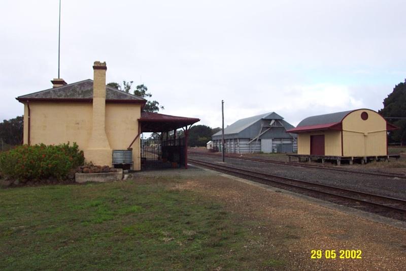 23389 Railway Station Complex Glenthompson 1060