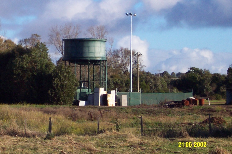 23380 Railway Water Tower Penshurst 1022
