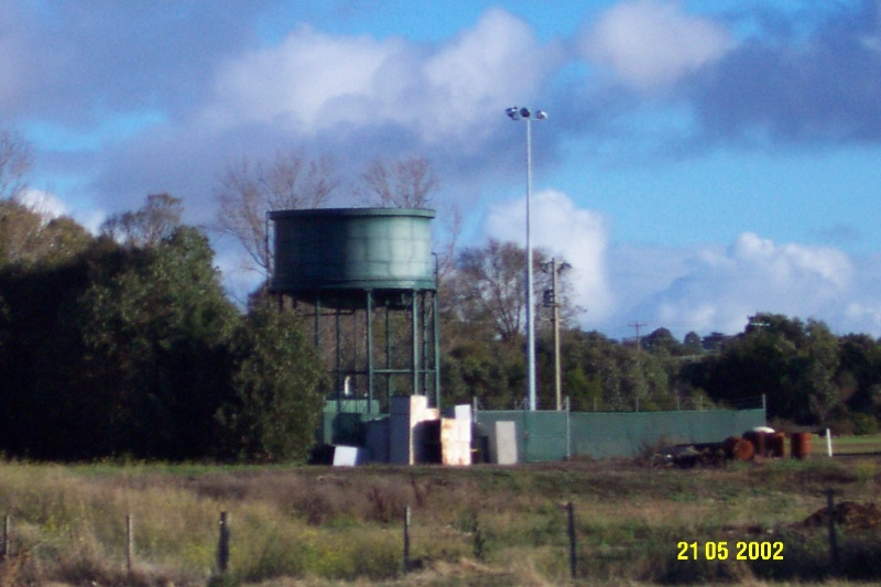 23380 Railway Water Tower Penshurst 1023