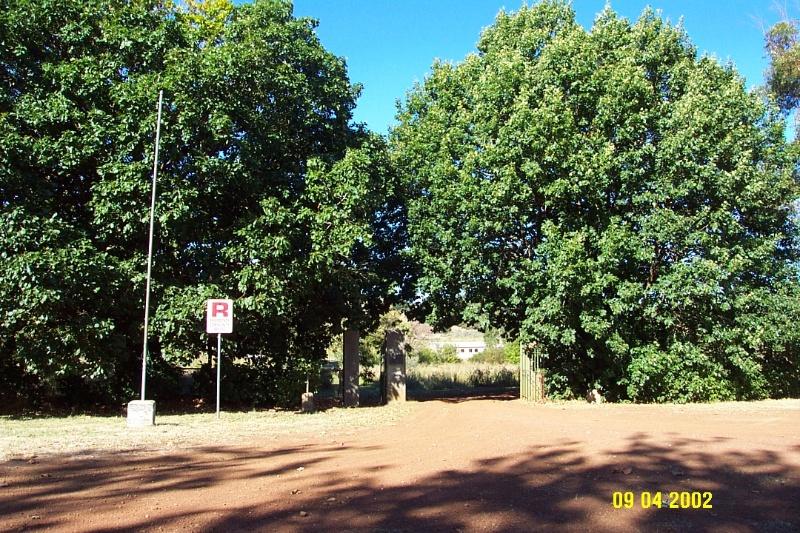 23303 Recreation Reserve Branxholme Memorial Gates 0728