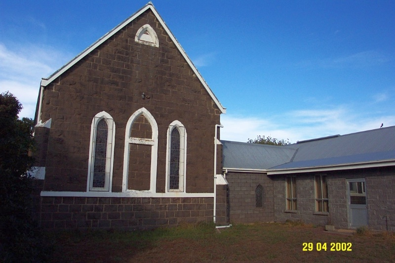 23176 St Andrews Uniting Church Penshurst rear 0853