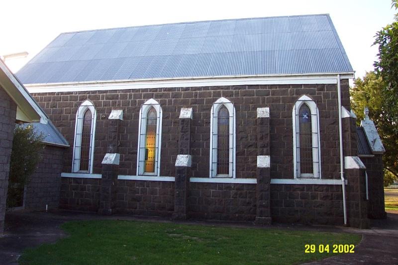 23176 St Andrews Uniting Church Penshurst side 0855