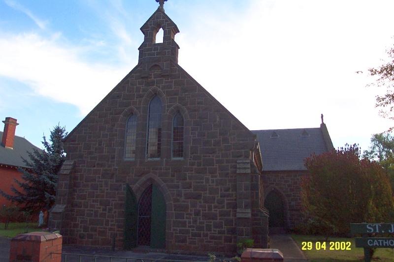 23320 St Joseph s Catholic Church Penshurst 0862