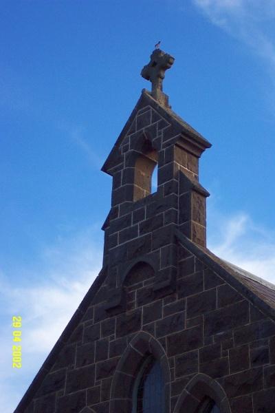 23320 St Joseph s Catholic Church Penshurst belfry 0864