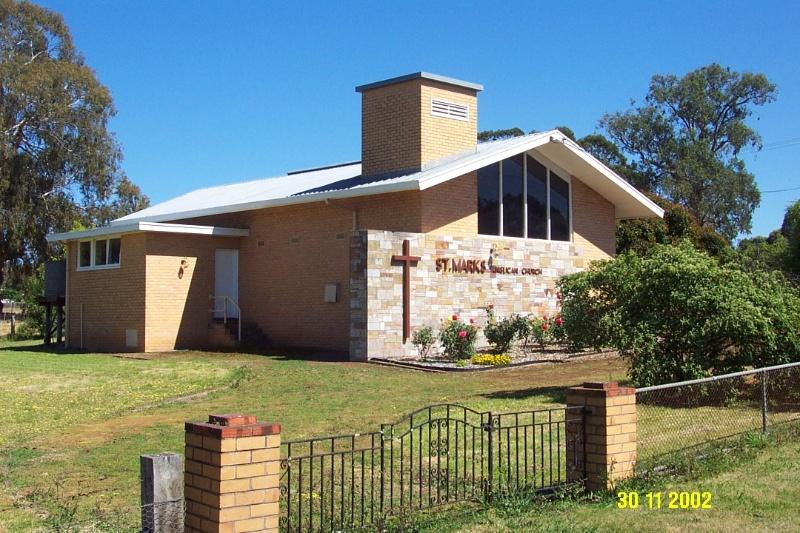 23656 St Mark s Anglican Church Cavendish 2077