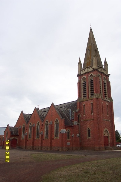 23498 St Michael s Lutheran Complex Tarrington church 0950