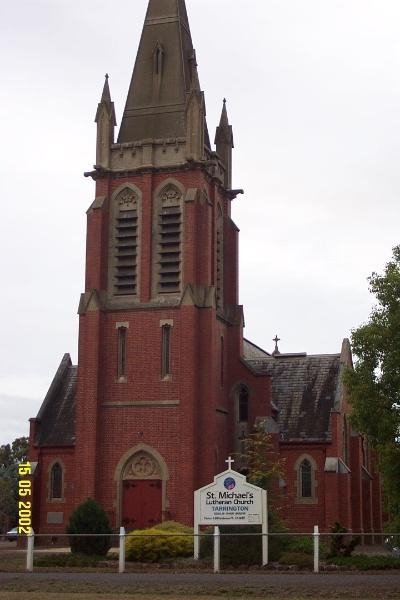 23498 St Michael s Lutheran Complex Tarrington church 0954