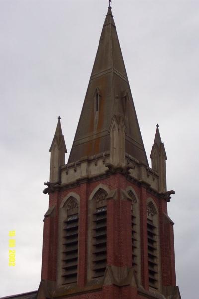 23498 St Michael s Lutheran Complex Tarrington spire 0951