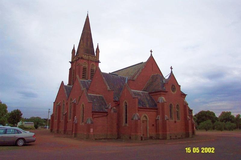 23498 St Michael s Lutheran Complex Tarrington church 0946