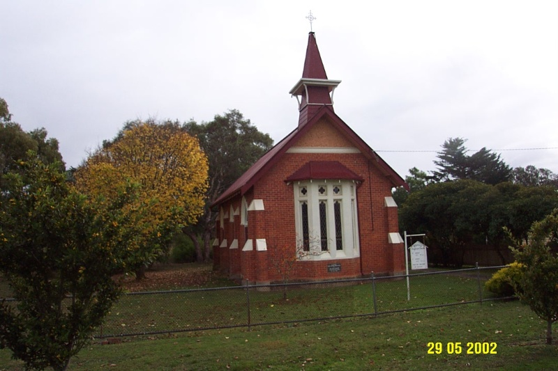 23391 St Peter s Anglican Ch Glenthompson 1073