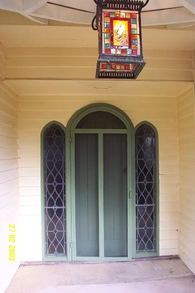 23418 Stirling Homestead Glenthompson new front door 1679