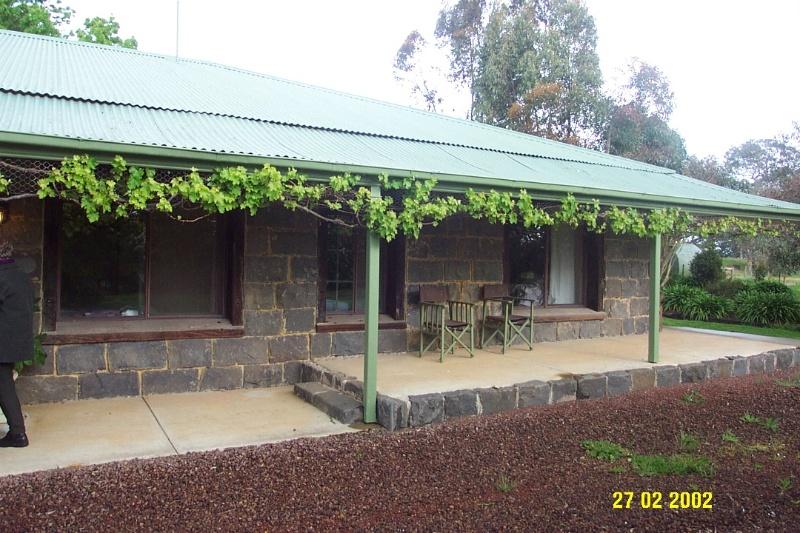 23418 Stirling Homestead Glenthompson new front verandah 1682