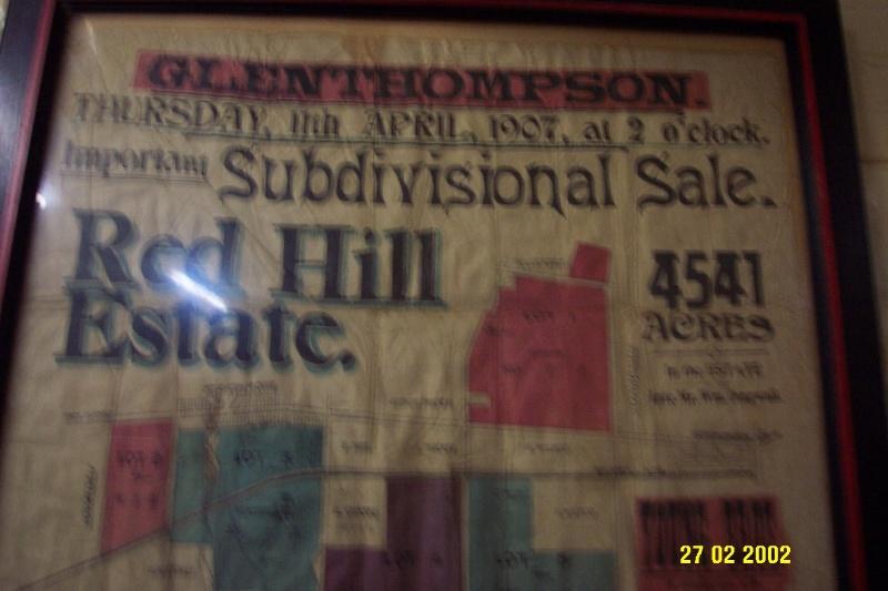 23418 Stirling Homestead Glenthompson sale plan 1697