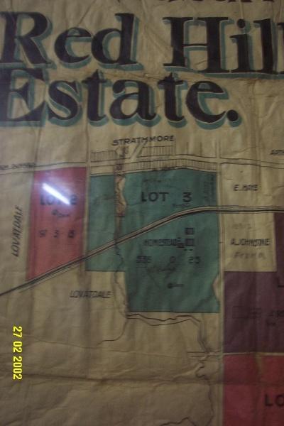 23418 Stirling Homestead Glenthompson sale plan 1698