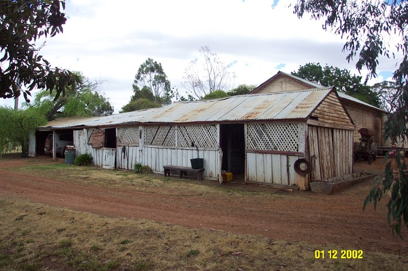 23222 Yat Nat Homestead Balmoral stables 2187