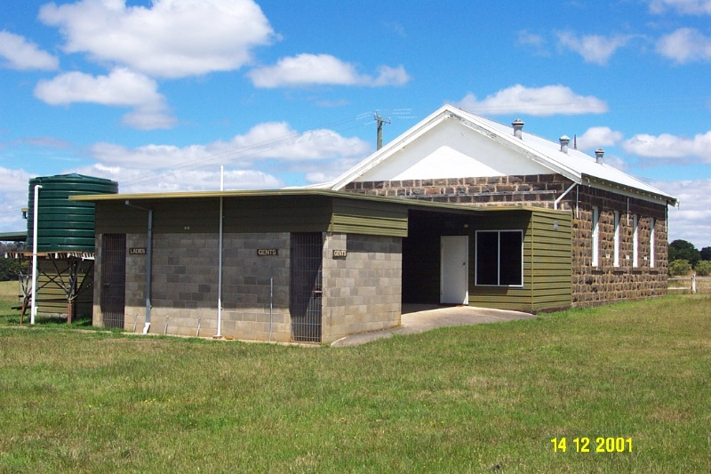 23234 Yulecart Memorial Hall rear 0307