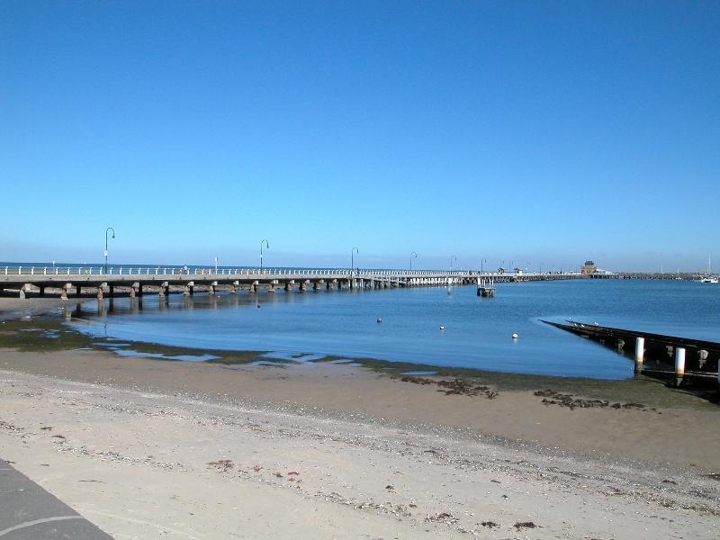 St Kilda Pier Port Melbourne April 2003 001