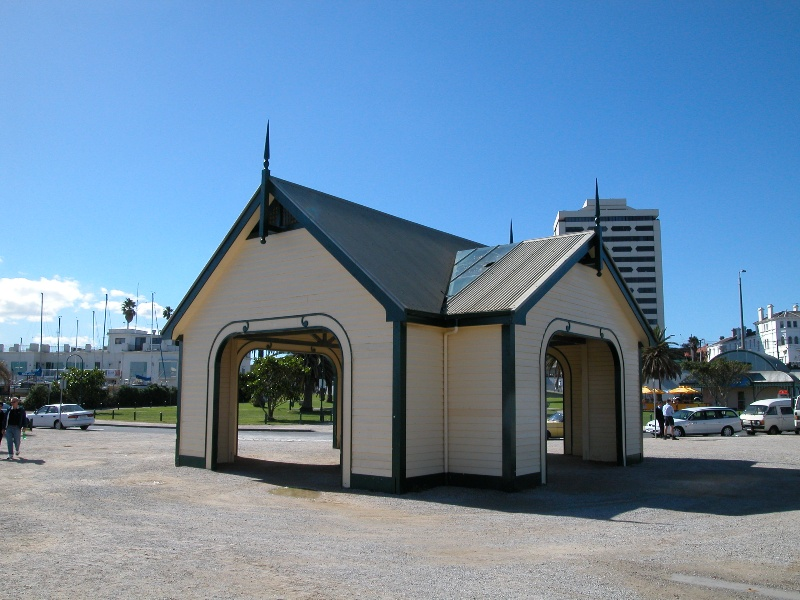 St Kilda Pier Port Melbourne April 2003 002