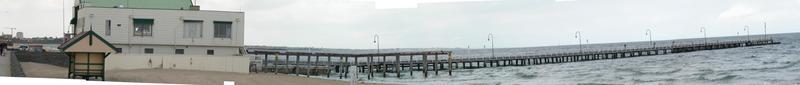 Kerford Road Pier Port Melbourne March 2003 001