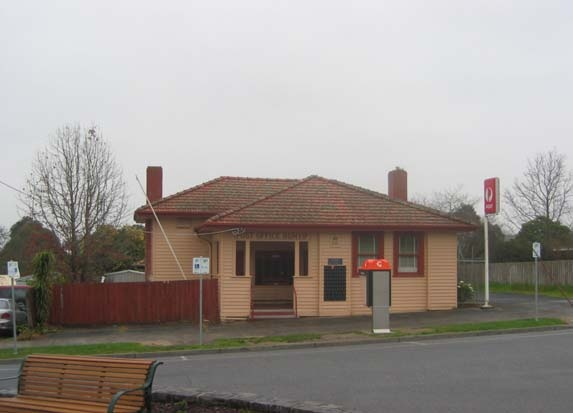 Bunyip Post Office