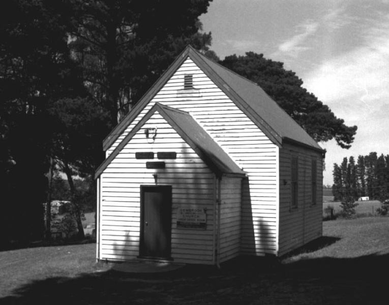 Gembrook Union Later Uniting Church