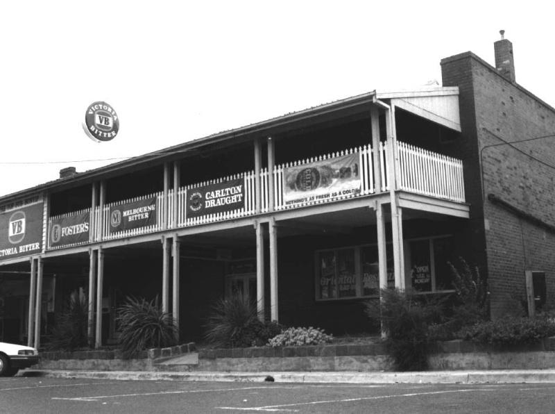 Railway Hotel Now Top Pub