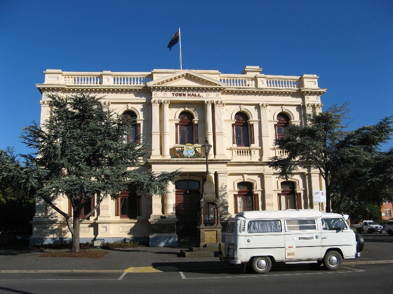 Town hall_Maryborough_front_Nov 07_Kj