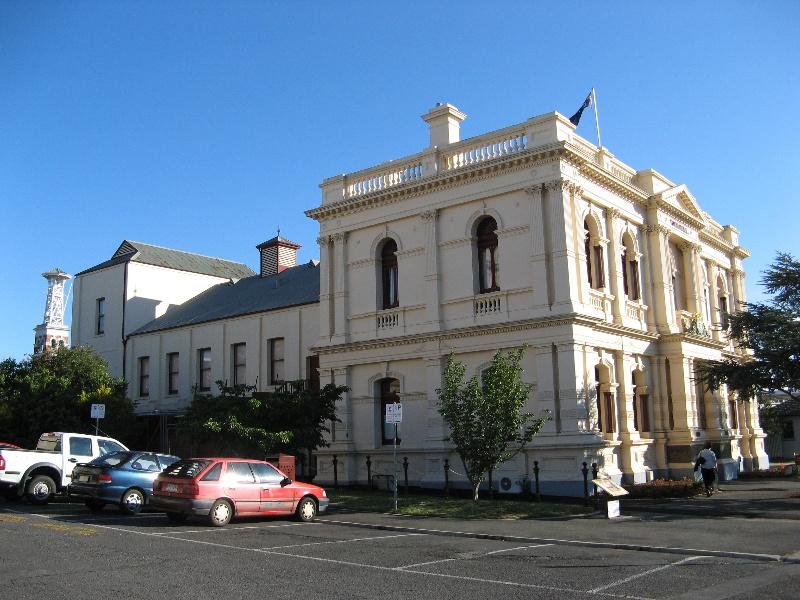 Town Hall_Maryborough_view from South_7 Nov 07_KJ