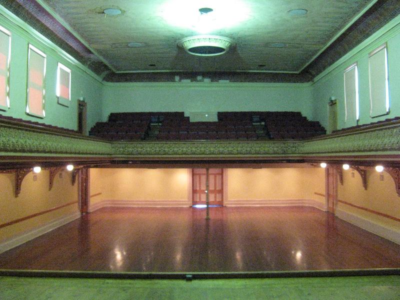 Town Hall_maryborough_hall interior_7 Nov 07_KJ