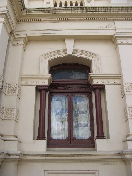 Town Hall_Maryborough_window detail_7 Nov 07_Kj
