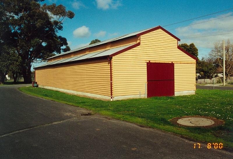 Foster Recreation Reserve Pavilion