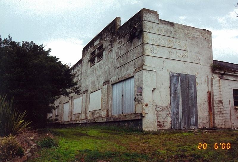 Kongwak Co-operative Butter Factory (former)