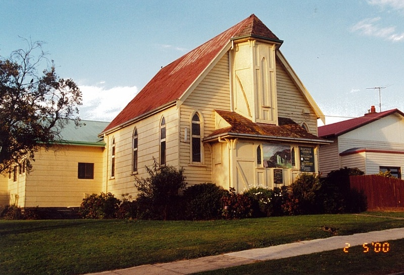 Korumburra Baptist Church