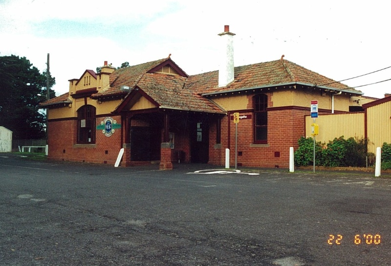 Leongatha Railway Station complex