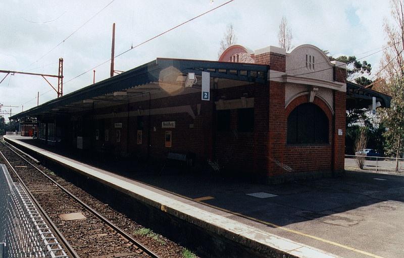 HEIDELBERG RAILWAY STATION