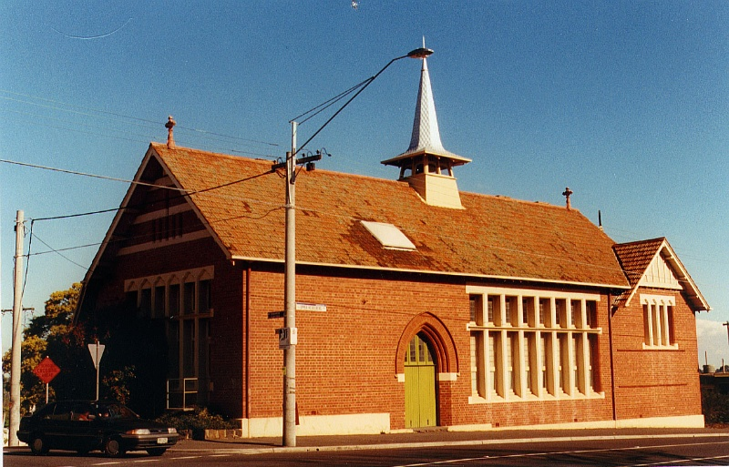 ST JAMES ANGLICAN PARISH CHURCH AND HALL
