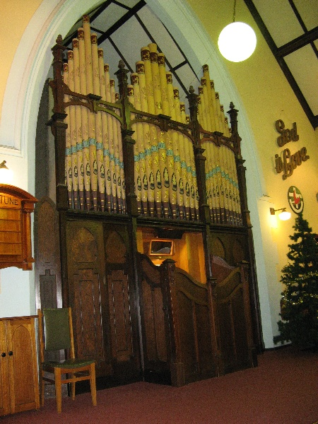 Willis organ_Wesley Uniting Church_Box Hill_16 Jan 2008
