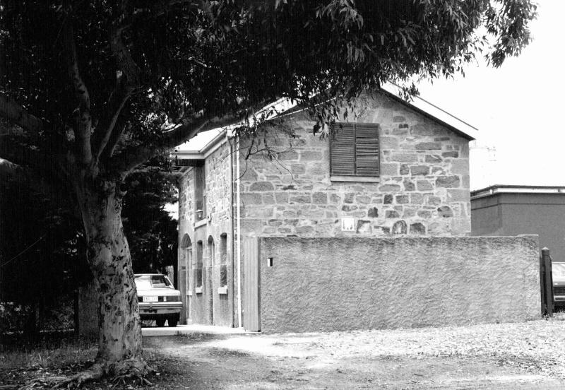 Carlisle Stables, now 10 Bannerman Street, Bendigo