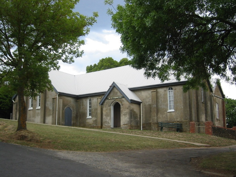 Christ Church School_Daylesford_North Elevation 01_Feb 2004_mz