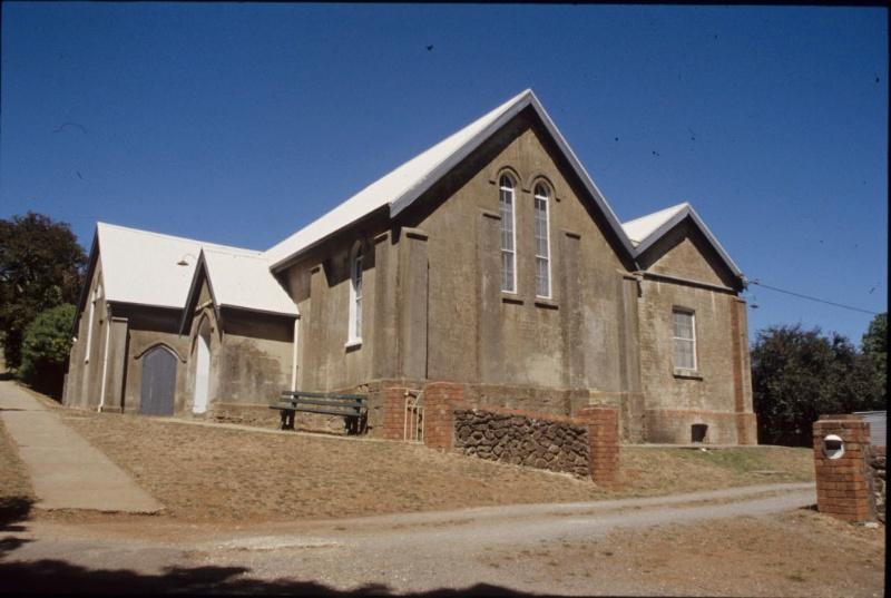 Christ Church School_Daylesford_West Elevation_Feb 2004_mz