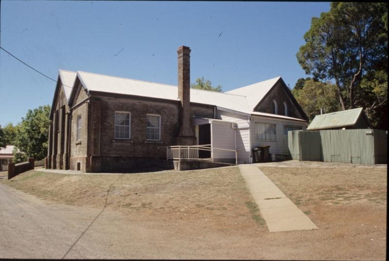 Christ Church School_Daylesford_South Elevation_Feb 2004_mz