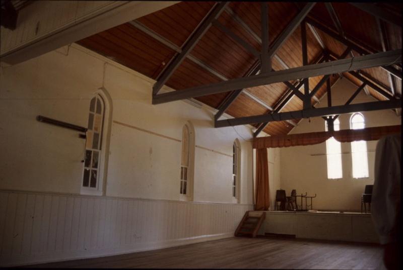 Christ Church School_Daylesford_Interior Original Wing_Feb 2004_mz